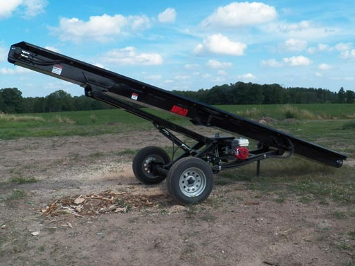 Firewood Conveyors By Brute Force